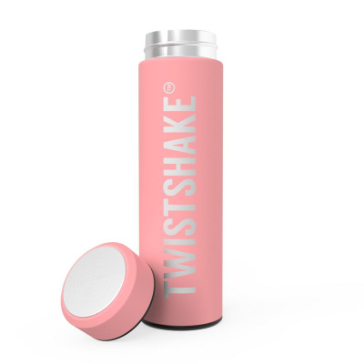 TWISTSHAKE Термос HOT/COLD BOTTLE PASTEL PEACH
