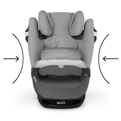 CYBEX Автокресло PALLAS M FIX MANHATTAN GREY