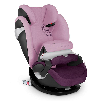 CYBEX Автокресло PALLAS M FIX PRINCESS PINK