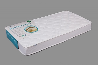 PLITEX Матрас ECO FLEX COTTON 1190/600/120 мм.