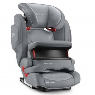 RECARO Автокресло MONZA NOVA IS SF ALUMINUM GREY